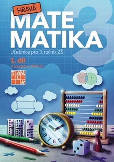 neuveden: Hravá matematika 3 - Učebnice 1. díl