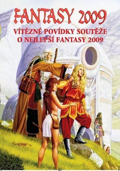 kolektiv: Fantasy 2009 - Vítězné povídky...