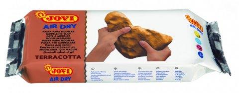 neuveden: JOVI modelovací hmota samotvrdnoucí 500g, terracota
