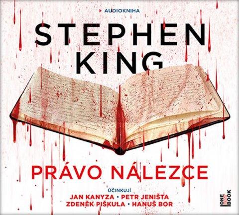 King Stephen: Právo nálezce - 2 CDmp3