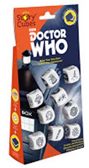 O´Connor Rorry: Rory´s Story Cubes: Doctor Who/Příběhy z kostek