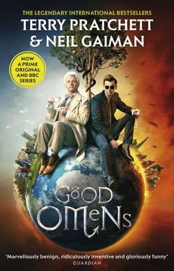 Pratchett Terry, Gaiman Neil,: Good Omens (Tv Tie-In)