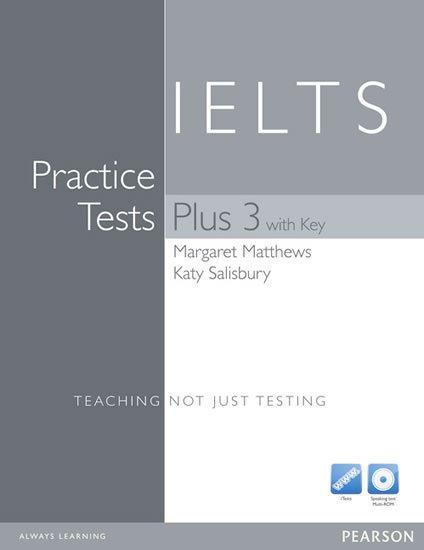 Matthews Margaret: Practice Tests Plus IELTS 2016 Book w/ Multi-Rom & Audio CD (w/ key)