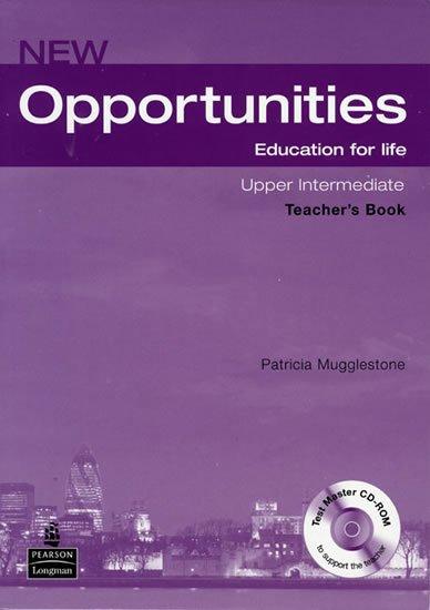 Mugglestone Patricia: New Opportunities Upper Intermediate Teacher´s Book Pack