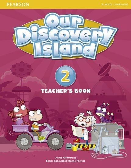 Altamirano Annie: Our Discovery Island 2 Teacher´s Book plus PIN code