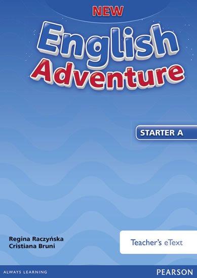 neuveden: New English Adventure Starter A Teacher´s eText