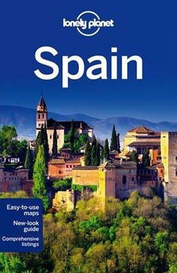 kolektiv autorů: Spain - Lonely Planet