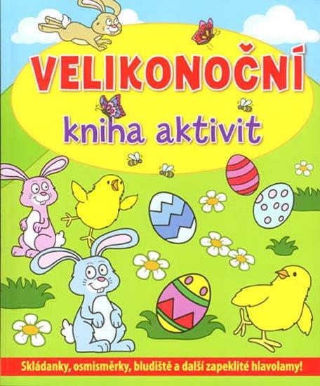 neuveden: Velikonoční kniha aktivit