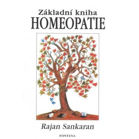 Sankaran Rajan: Základní kniha homeopatie