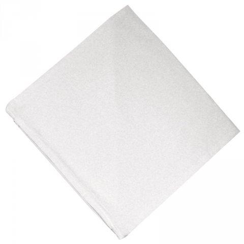 neuveden: Rayher povlak na polštář 40 x 40 cm bílý 100% bavlna
