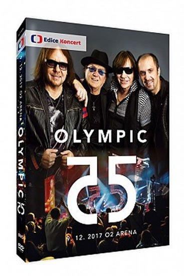 neuveden: Olympic 55 - DVD