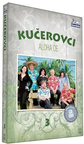neuveden: Kučerovci - ALOHA OE - CD+DVD