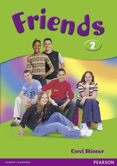Kilbey Liz: Friends 2 Students´ Book