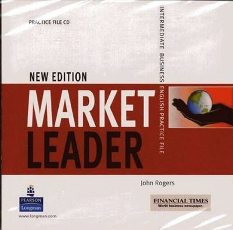 Rogers John: Market Leader New Edition Intermediate Practice File CD