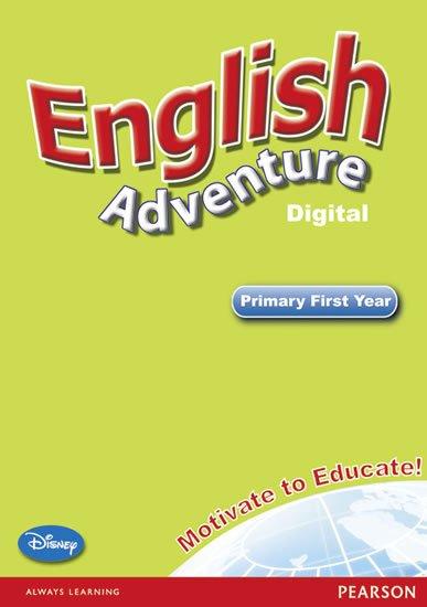 Frino Lucy: English Adventure 1 Interactive White Board