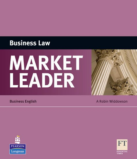 Widdowson A. Robin: Market Leader ESP: Business Law