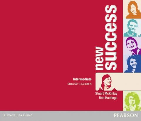 McKinlay Stuart: New Success Intermediate Class CDs