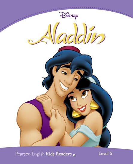 Potter Jocelyn: PEKR   Level 5: Disney Aladdin