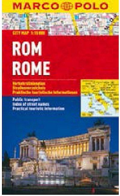 neuveden: Rom/Rome - City Map 1:15000