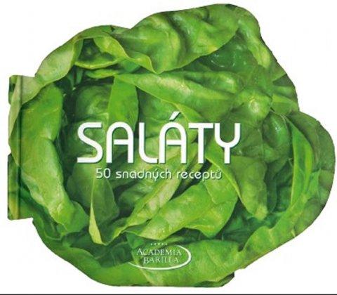 neuveden: Saláty - 50 snadných receptů