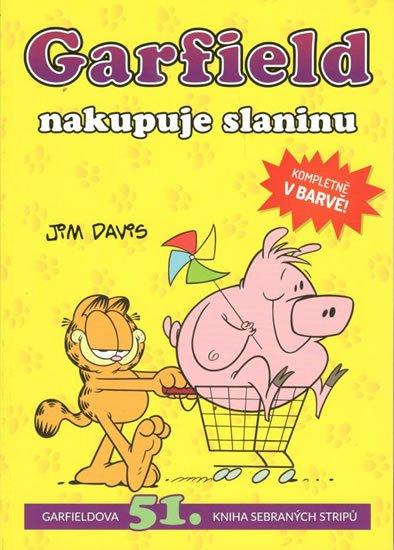 Davis Jim: Garfield nakupuje slaninu (č. 51)