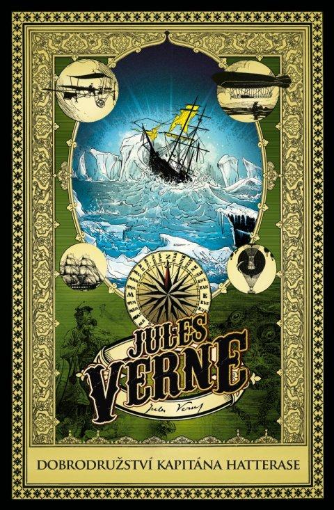 Verne Jules: Dobrodružství kapitána Hatterase