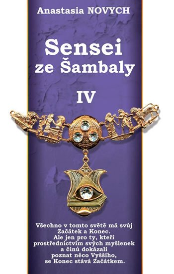 Novych Anastasia: Sensei ze Šambaly 4