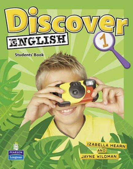 Hearn Izabella: Discover English CE 1 Students´ Book