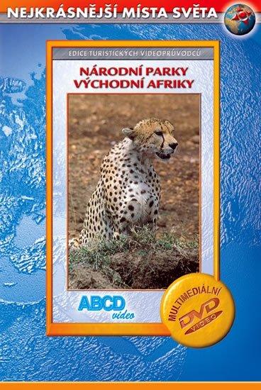 neuveden: Národní parky Východní Afriky - Nejkrásnější místa světa - DVD