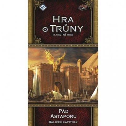 neuveden: Hra o trůny - karetní hra: Pád Astaporu