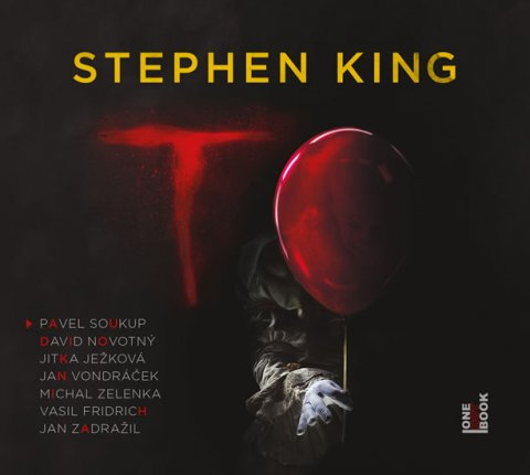 King Stephen: TO - 5 CDmp3