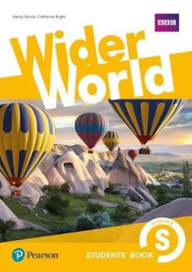 Zervas Sandy: Wider World Starter Students´ Book