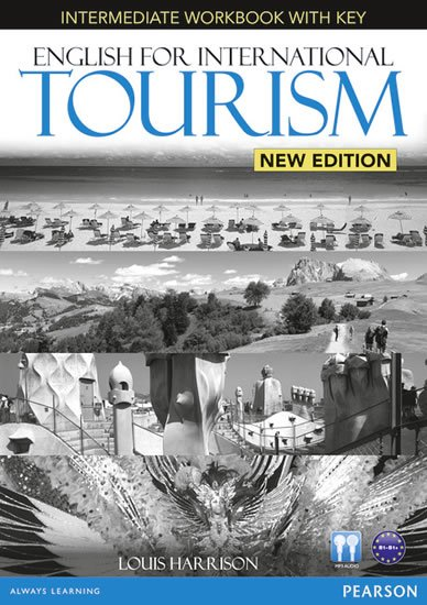 Harrison Louis: English for International Tourism New Edition Intermediate Workbook w/ Audi