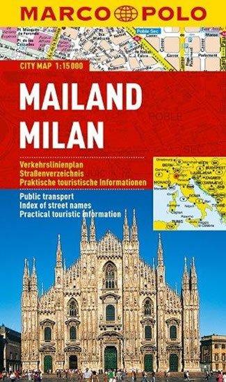 neuveden: Miláno - lamino