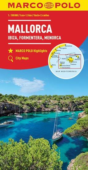 neuveden: Španělsko-Mallorca, Ibiza, Formentera