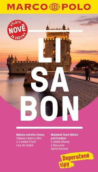 neuveden: Lisabon / MP průvodce nová edice