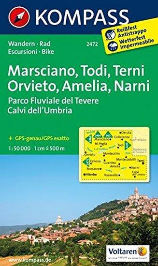 neuveden: Marsciano, Todi, Terni, Orvieto  2472   NKOM