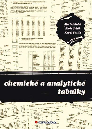 Vohlídal Jiří, Julák Alois, Štulík Karel: Chemické a analytické tabulky