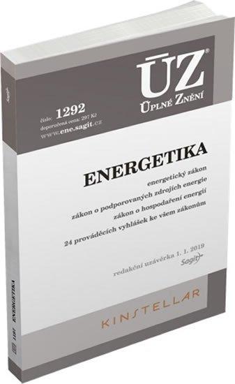 neuveden: ÚZ 1292 Energetika