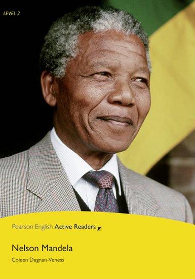 Degnan-Veness Coleen: PEAR | Level 2: Nelson Mandela Bk/Multi-ROM Pack
