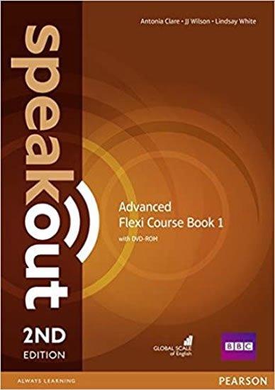 Clare Antonia, Wilson J.J.: Speakout Advanced Flexi 1 Coursebook, 2nd Edition
