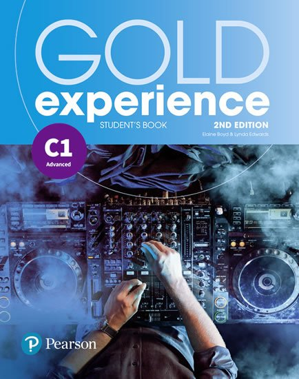 Boyd Elaine: Gold Experience 2nd Edition C1 Students´ Book