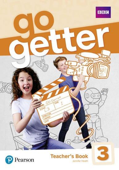 Heath Jennifer: GoGetter 3 Teacher´s Book w/ Extra Online Homework/DVD-ROM