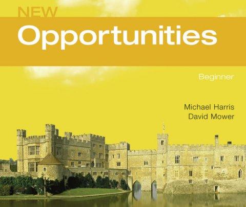 Harris Michael: New Opportunities Beginner Class CD