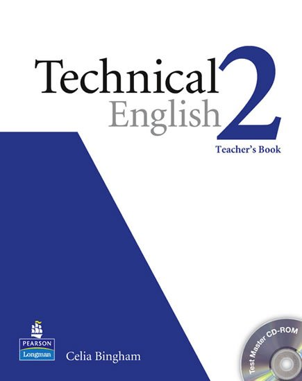 Bingham Celia: Technical English 2 Teacher´s Book w/ Test Master CD-ROM Pack