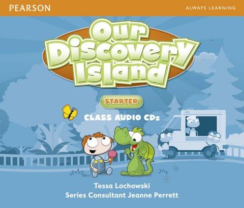 Lochowski Tessa: Our Discovery Island Starter Audio CD