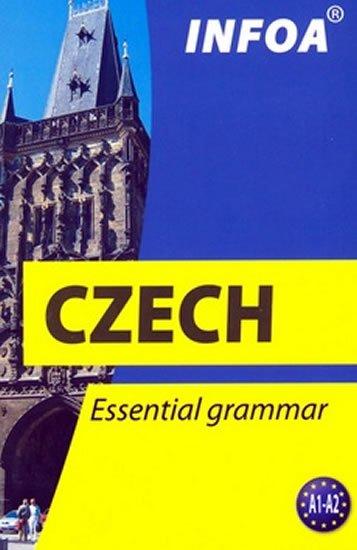 Hádková Marie Ph.Dr.: Czech - Přehledná gramatika (nové vydání)