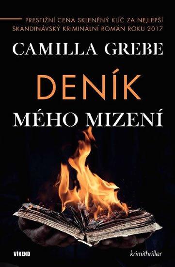 Grebe Camilla: Deník mého mizení