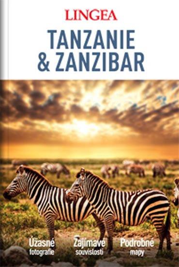 neuveden: Tanzánie a Zanzibar - Velký průvodce