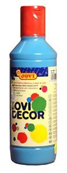 neuveden: JOVI Decor akrylová barva - modrá 250 ml